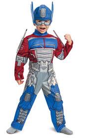 Transformers Optimus Prime Classic Muscle Costume 2T