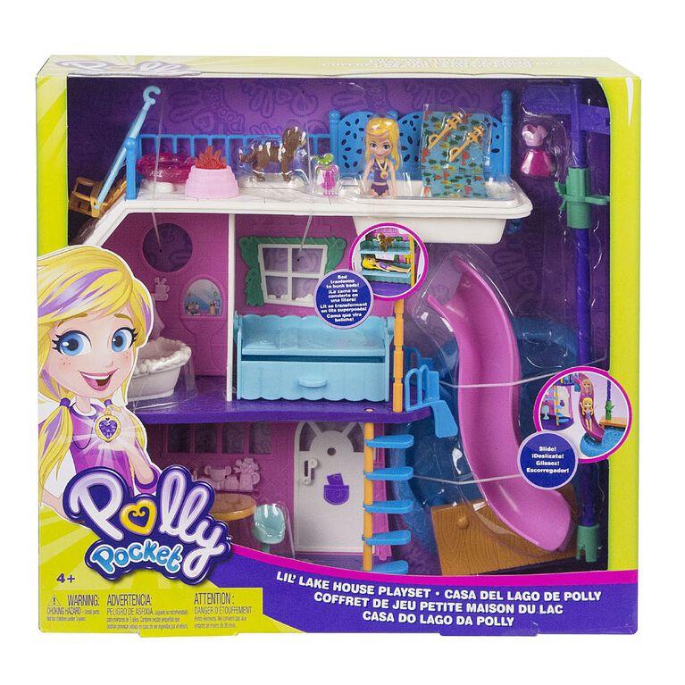 Polly Pocket Lil' Lake House