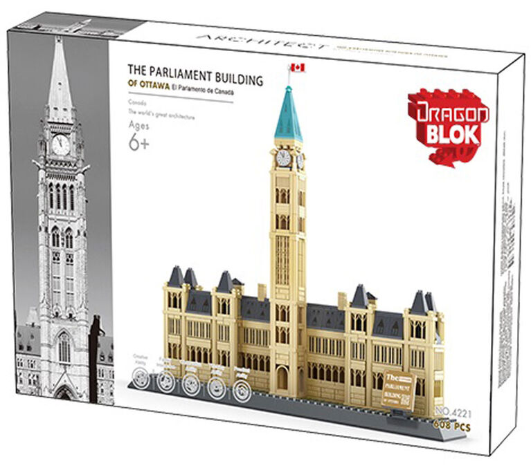 Dragon Blok - Parliament Hill (Ottawa)