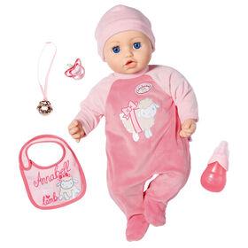 Poupée Baby Annabell de 43 cm - Notre exclusivité