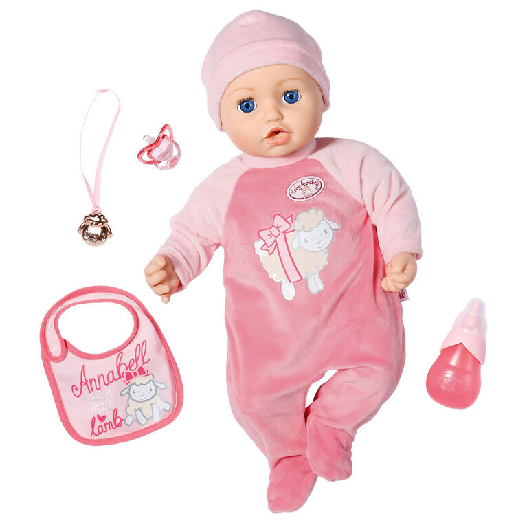 Baby Annabell Doll 43cm - R Exclusive