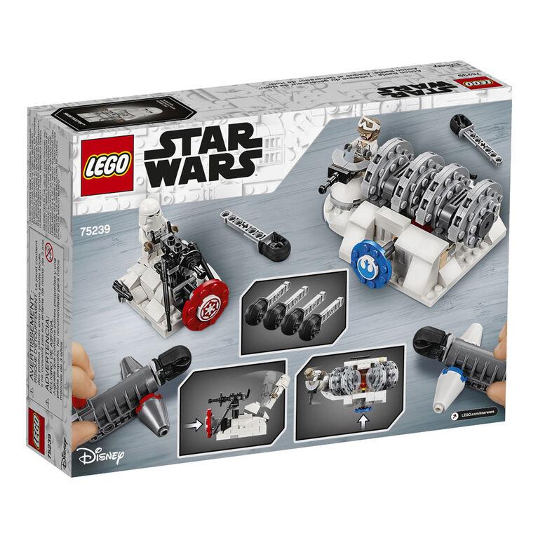LEGO Star Wars  Action Battle : l'attaque du générateur 75239