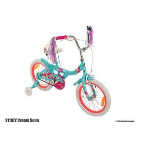 Vélo de 16 po Cream Soda de Huffy, pour Filles.