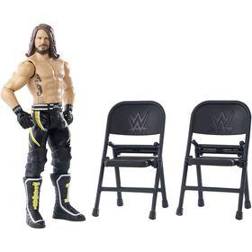 WWE - Wrekkin'- Figurine articulee - AJ Styles