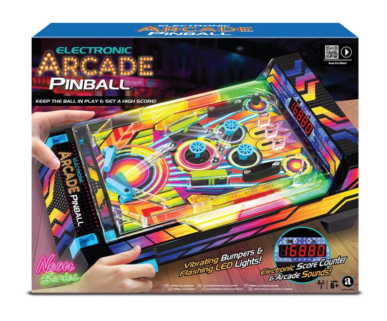 Electronic Arcade Pinball