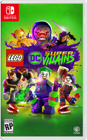 Nintendo Switch -  LEGO DC Super-Villains