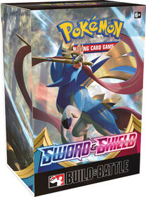 Pokemon Sword & Shield Build and Battle Box