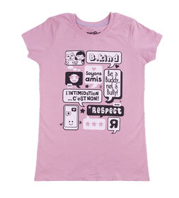 Be A Buddy Not A Bully - Pink T-Shirt