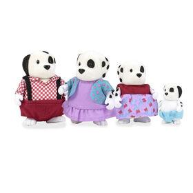 Woofwinkle Chiens, Li'l Woodzeez, Ensemble de petites figurines de chiens