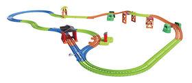 Thomas & Friends TrackMaster Thomas & Nia Cargo Delivery - English Edition