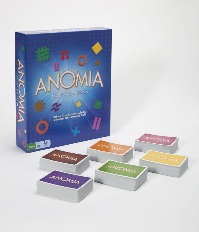 Anomia Party Game