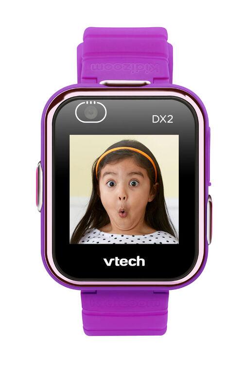 VTech Kidizoom Smartwatch DX2 - Violet - Édition française