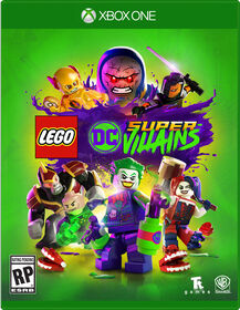 Xbox One - LEGO DC Super-Villains