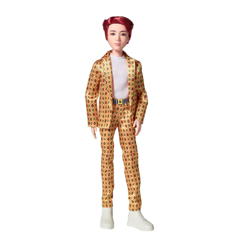 BTS Jung Kook Idol Doll