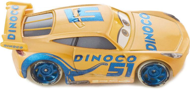 Disney/Pixar Cars Fireball Beach Racers Dinoco Cruz Ramirez Vehicle