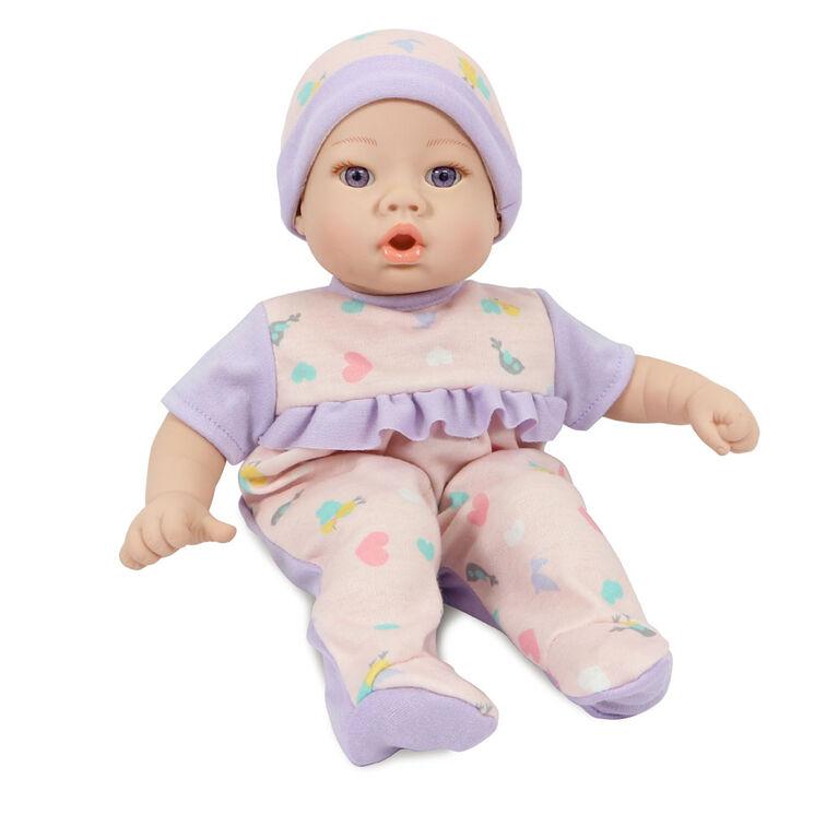 """Madame Alexander - 12"""" Lil' Cuddles Baby"""