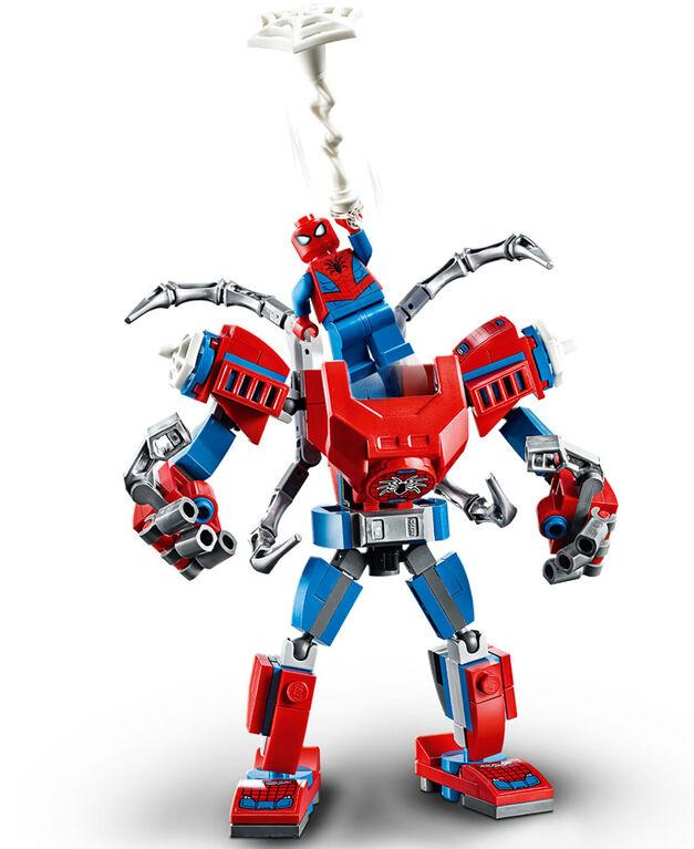 LEGO Super Heroes Spider-Man Mech 76146