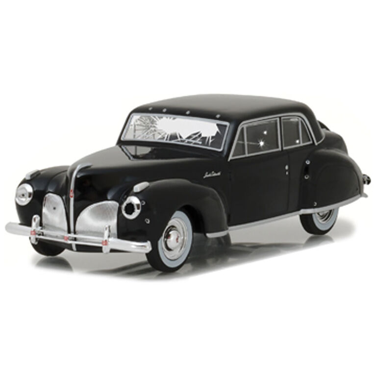 Greenlight - 1:43 The Godfather (1972) - 1941 Lincoln Continental with Bullet Hole Damage