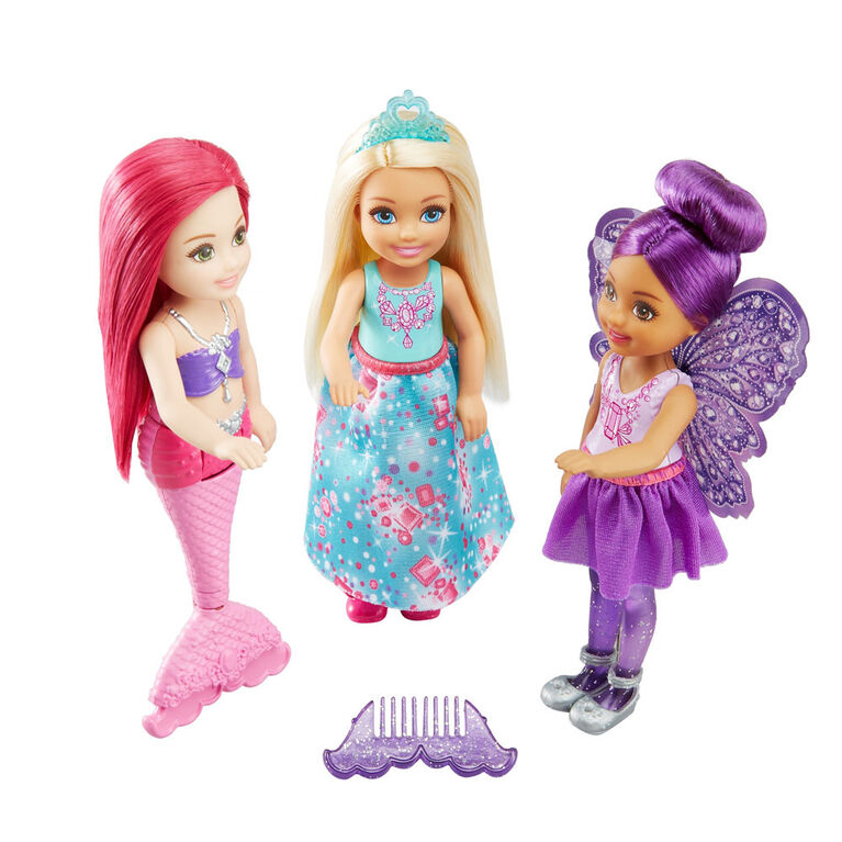 Barbie Dreamtopia Dolls
