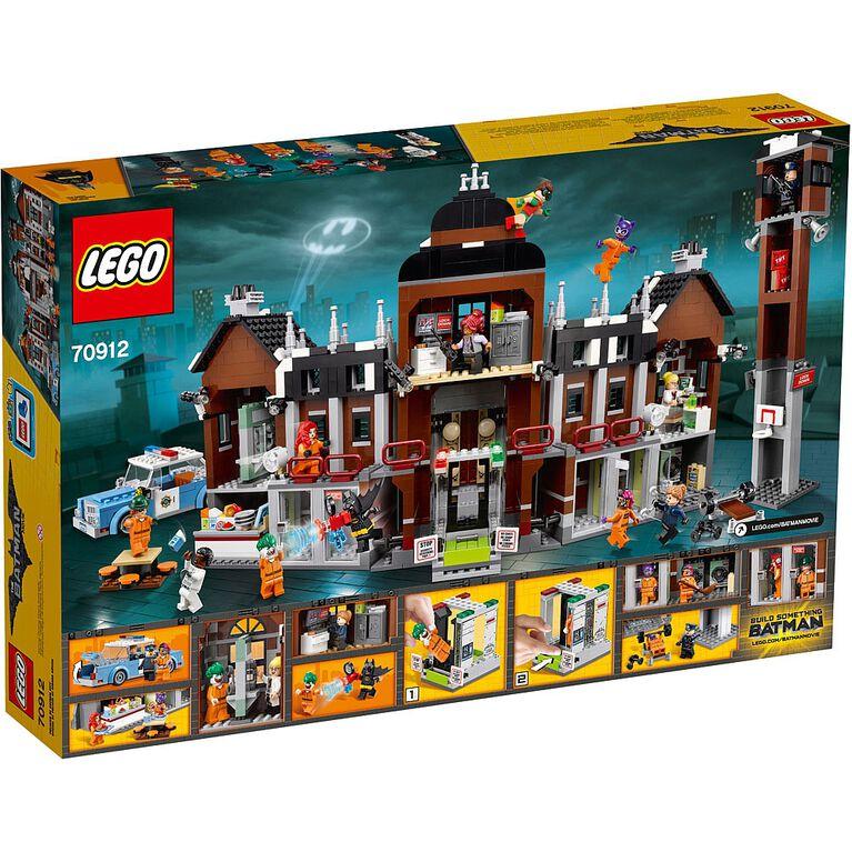 LEGO Batman Movie L'asile d'Arkham 70912.