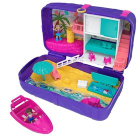 Polly Pocket - Aventure surprise à la plage.
