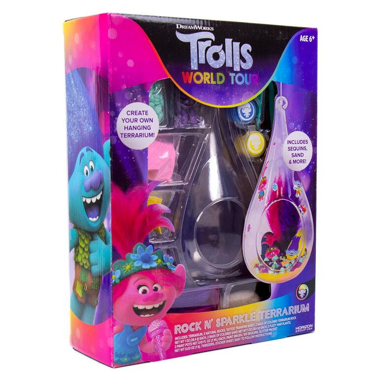 Trolls Rock 'n Sparkle Terrarium - English Edition