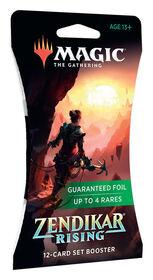 "Magic the Gathering ""Zendikar Rising"" Set Booster Sleeve - English Edition"