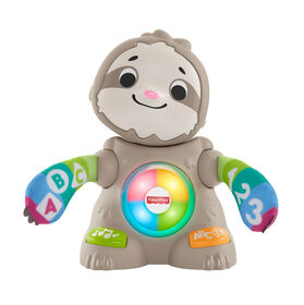 Fisher-Price - Linkimals - Paresseux Super mouvements - Édition anglaise