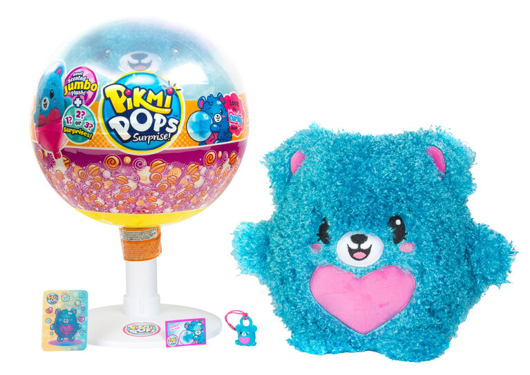 Pikmi Pops Jumbo Pack - Love the Bear