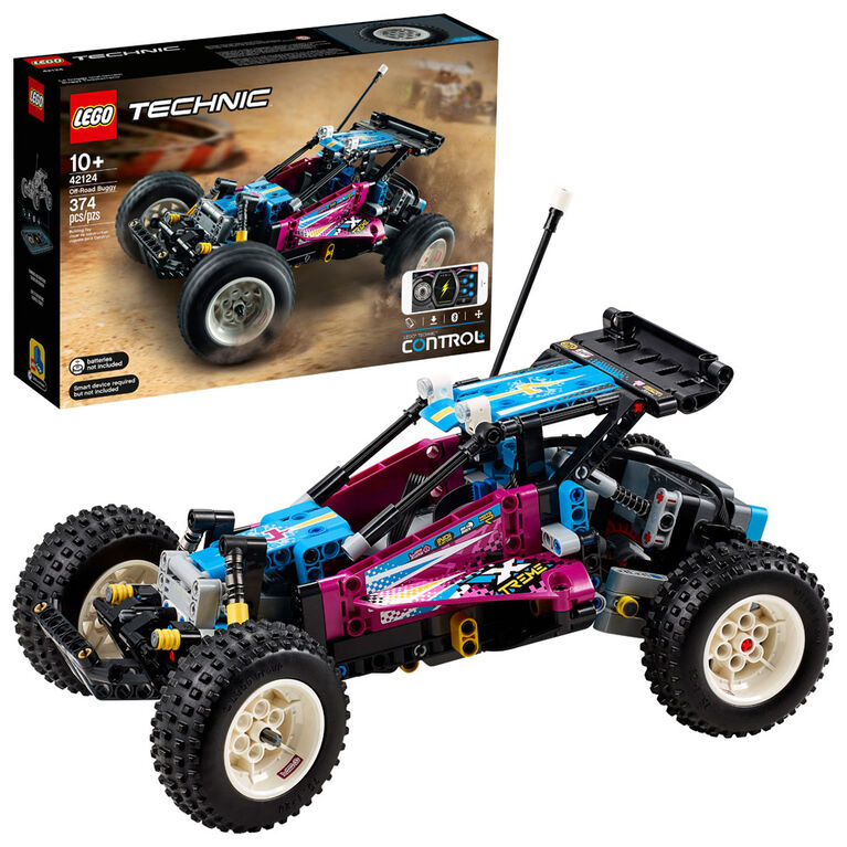 LEGO Technic RC Buggy 42124