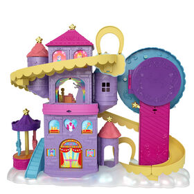 Polly Pocket Rainbow Funland Theme Park Set