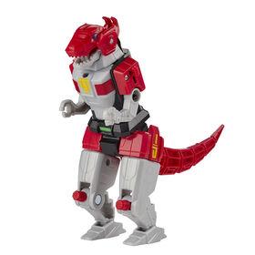 Power Rangers - Mighty Morphin Tyrannosaurus Rex Dinozord Toy Red Ranger Zord Action Figure Part of Dino Megazord