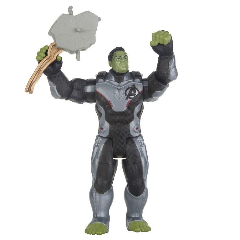 Marvel Avengers : Phase finale - Figurine Hulk de luxe.