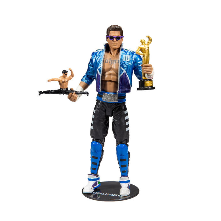 Mortal Kombat -  Johnny Cage - Action Figure