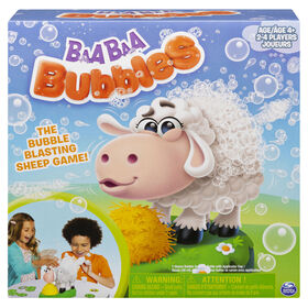 Baa Baa Bubble with Interactive Sneezing Sheep