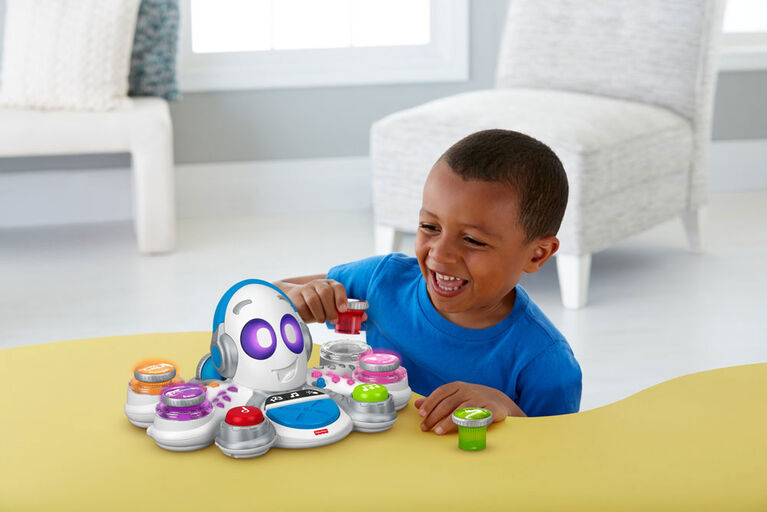 Fisher-Price - Think and Learn Rocktopus - English Edition