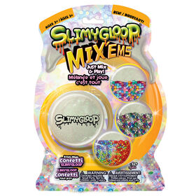 Confetti Slimygloop Mix'Ems