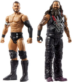 WWE - Coffret de 2 figurines - Bray Wyatt vs Finn Balor.