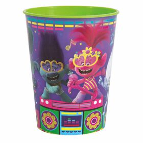 Trolls 16oz Plastic Cup