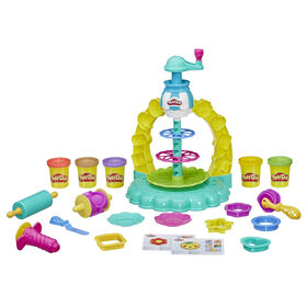 Play-Doh Kitchen Creations Sprinkle Cookie Surprise Play Food Set with 5 Non-Toxic Play-Doh Colors