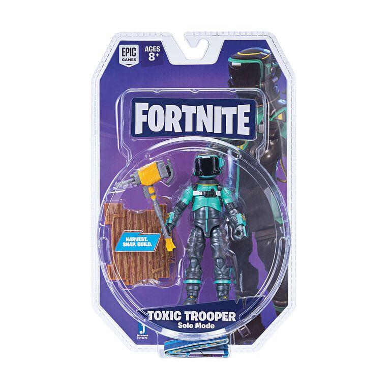 Fortnite Solo Mode Figure, Toxic Trooper
