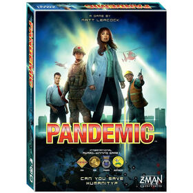 Pandemic Game - English Edition