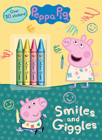 Golden Books - Smiles and Giggles (Peppa Pig) - English Edition