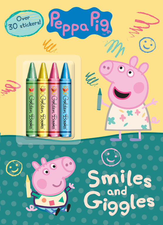 Smiles and Giggles (Peppa Pig) - Édition anglaise