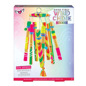 Good Vibes Wind Chime kit de conception
