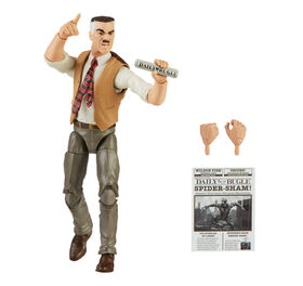 Hasbro Marvel Legends Series, figurine de rétro J. Jonah Jameson
