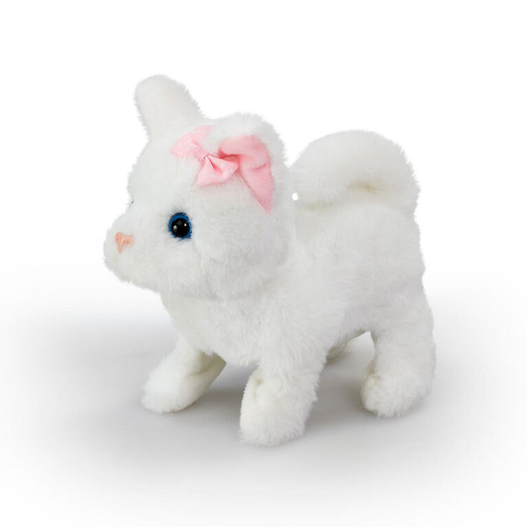 Pitter Patter Pets - Pretty Little Kitty White - R Exclusive