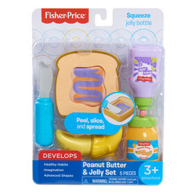 Fisher Price Peanut Butter and Jelly Set