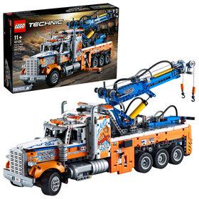 LEGO Technic La dépanneuse robuste 42128