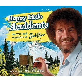Bob Ross- Happy Little Accidents Game - English only